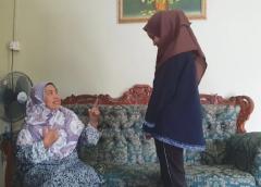 Bila Ditegur Sikap Anak, Mak Ayah Pula Yang Menjeling